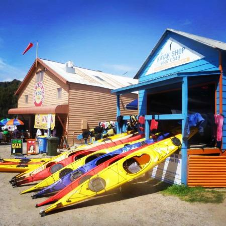 East Coast Kayaking - Day Courses