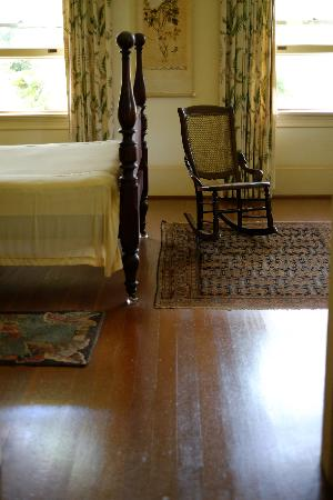 Kilohana Plantation Estate: Original chair