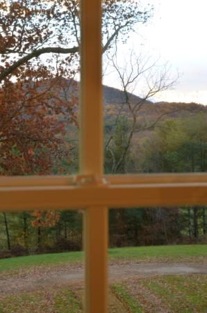 Sperryville, VA: View from entrance