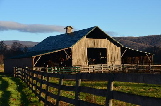 Sperryville, VA: Beautiful barn
