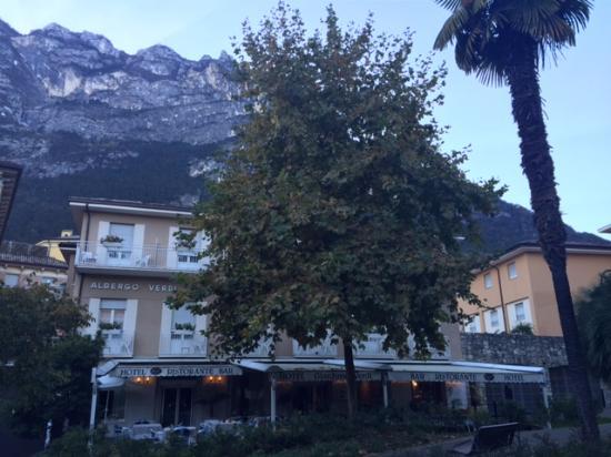 Hotel Giardino Verdi: Отель