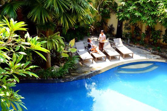Suris Boutique Hotel: swiming Pool