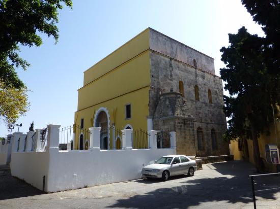 Sultan Mustafa Mosque