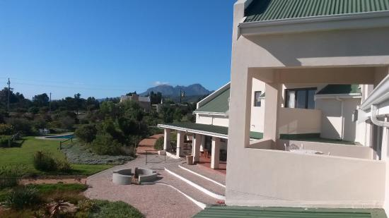Gordon's Bay, Sør-Afrika: Lovely building and reception areas