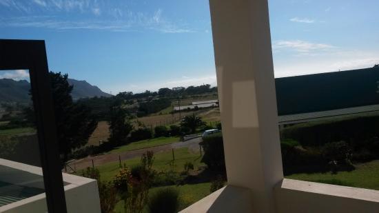Gordon's Bay, Sør-Afrika: Balcony View