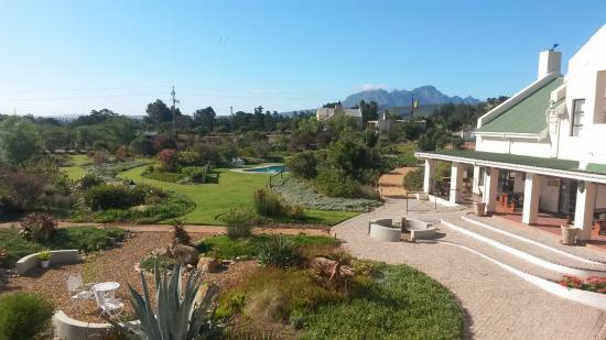 Gordon's Bay, Sør-Afrika: Stunning family friendly garden