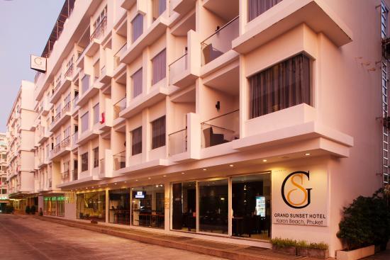 그랜드 선셋 호텔