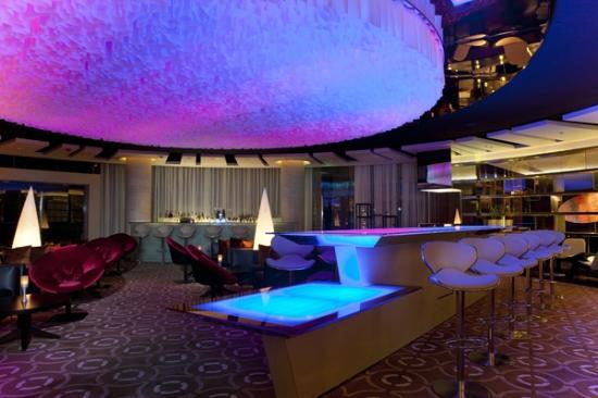 Le Meridien Xiamen Latitude 24 Lobby Bar