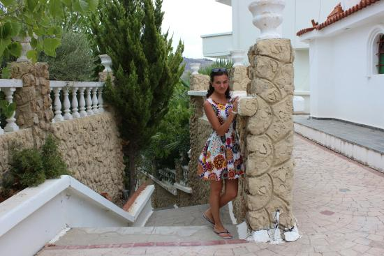 Vlycha, Grecia: Lindos White Hotel and Suites