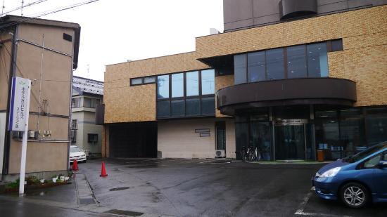 Hotel Miyako Hills: 外観
