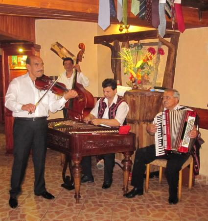 Stara Lesna, Słowacja: Zigeunermusikgrppe