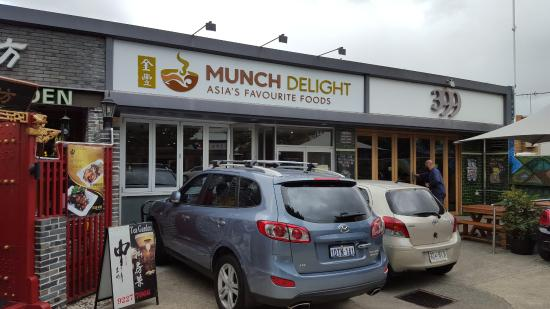 Munch Delight