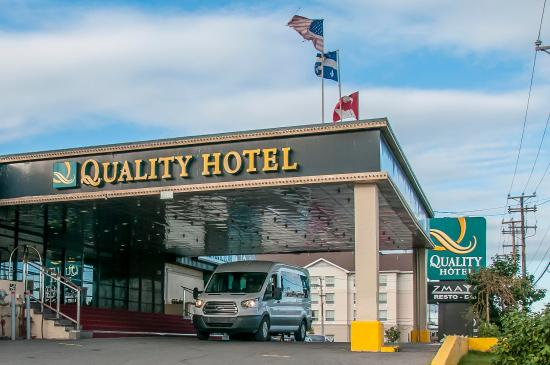 Quality Hotel Dorval Aeroport