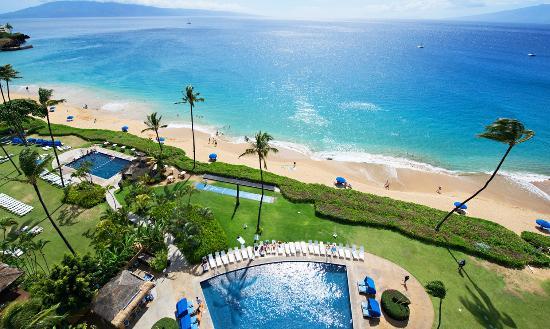 茂宜海洋飯店