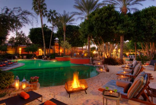 The Scott Resort & Spa: Sandy Beach Pool