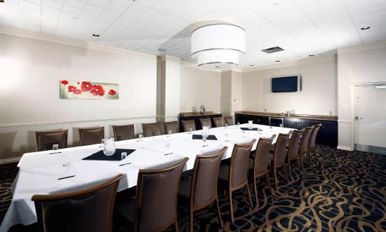 StationPark All Suite Hotel: Five Function rooms for meeting or dining