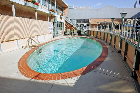 Civic Center Motor Inn: Outdoor Pool
