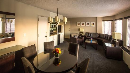 Concord, كاليفورنيا: Parlor Suite