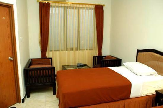 Hotel Unik: kamar