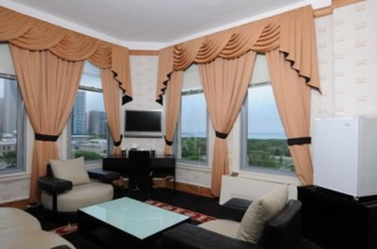 Congress Plaza Hotel: Deluxe Suite