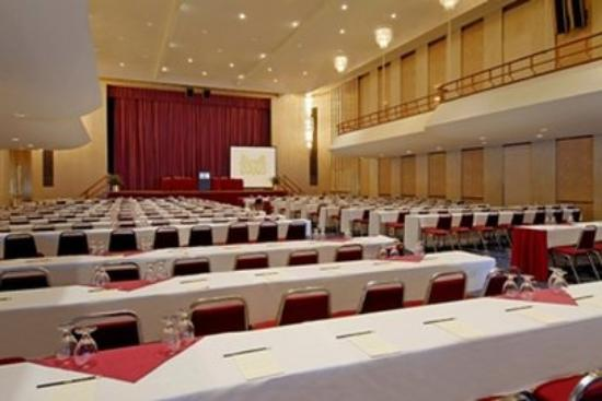 Congress Plaza Hotel: Great Hall