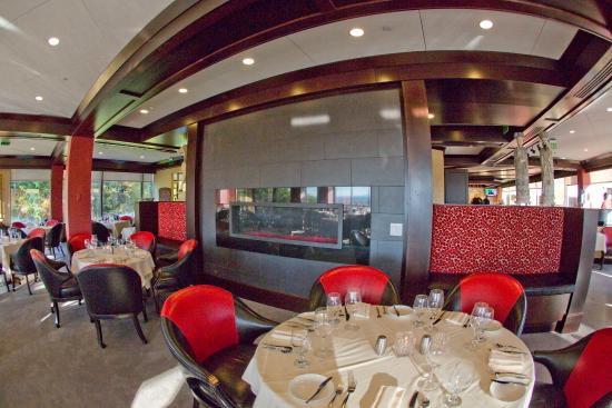 Woodcliff Hotel and Spa: Horizons Restaurant