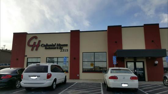 Colonial House Restaurant Bar Rapid City Sd