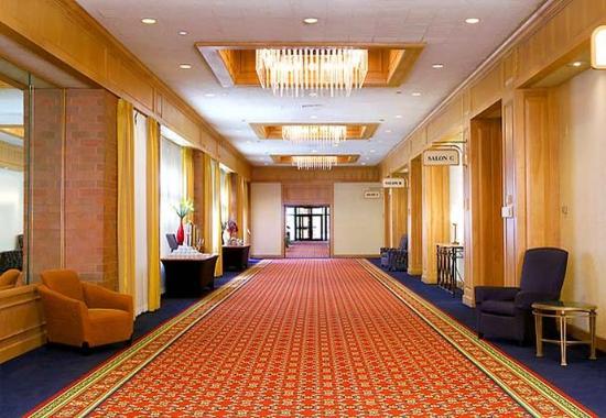Racine, Ουισκόνσιν: Grand Ballroom Foyer