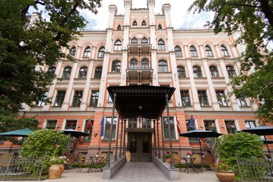Monika Centrum Hotel: Exterior