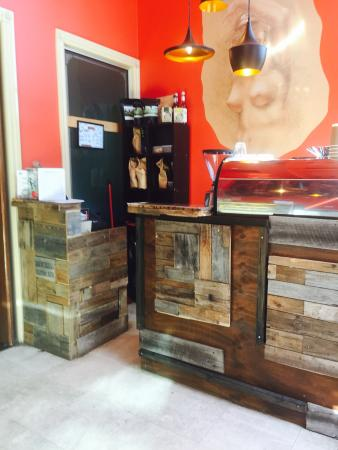 Sabroso tapas and grill: Redstar coffee