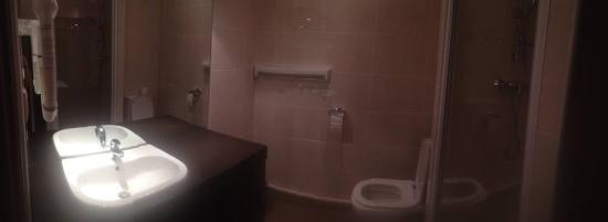 La Residence du Grand Tetras: Salle de bains