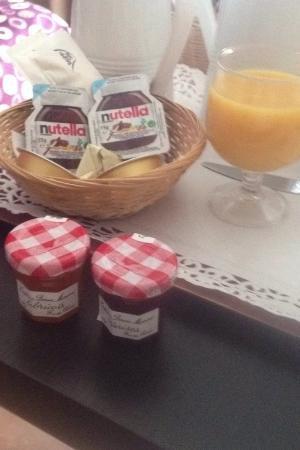 La Résidence du Grand Tétras: Petit déjeuné