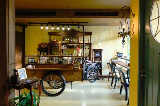 Old Capital Bike Inn: Reception