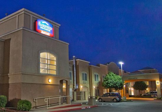 Fairfield Inn & Suites by Marriott Modesto Hotel
