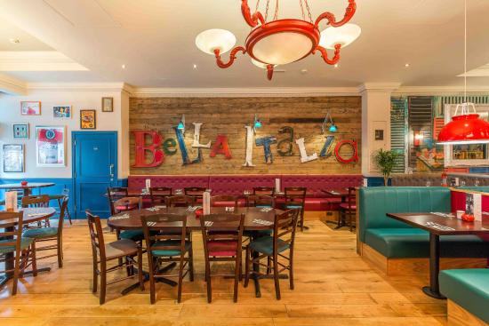 Bella Italia Norwich Riverside Restaurant Reviews Phone Number Photos Tripadvisor