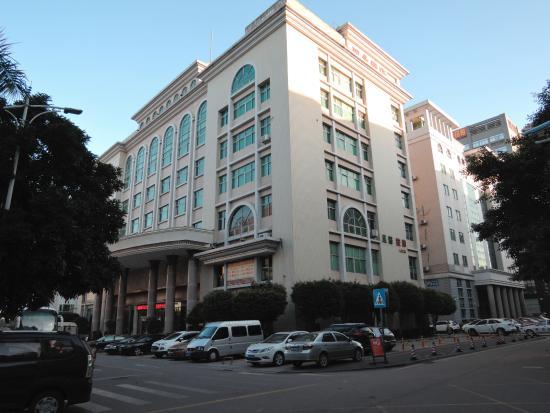 Hanyong Business Hotel : 外観