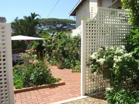 Sandals Guest House: Garden