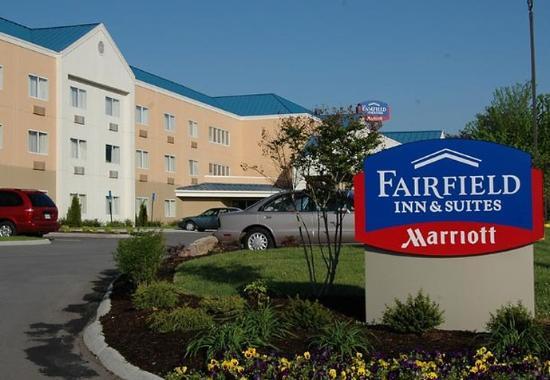 Fairfield Inn by Marriott Nashville at Opryland