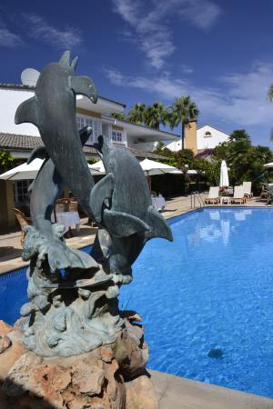 La Moraleja Hotel: The main swimming Pool