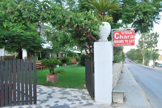 Megali Ammos, Grecia: Villa Chara