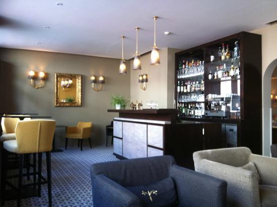 Hotel le Cobh : Bar de l'Hôtel