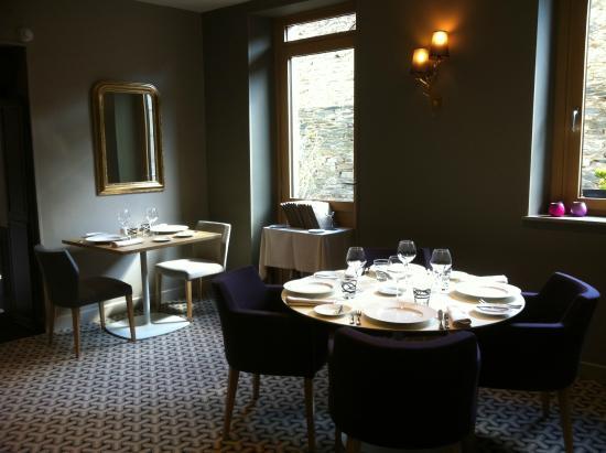 Hotel le Cobh : Salle a manger