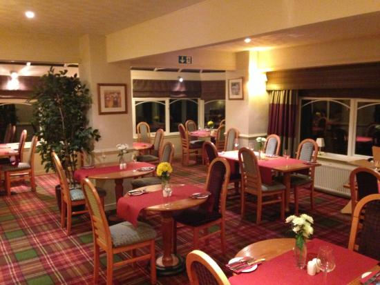 Glazert Country House Hotel : Mitchel's Restaurant