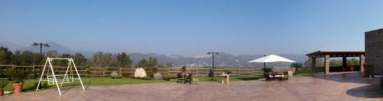 Limatola, Ιταλία: Stupendo panorama esperienza da provare!