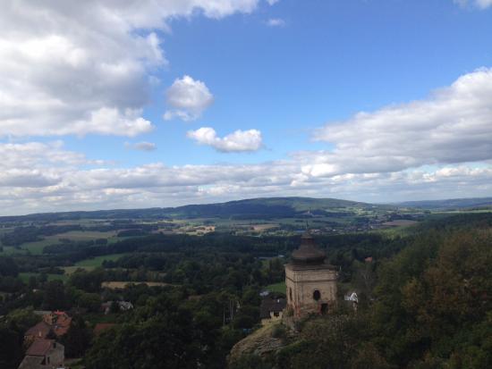 Vysocina Region, Tjekkiet: 眺望