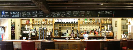 Maiden Newton, UK: Bar