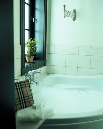Clarion Collection Hotel Bastion: Suite Jacuzzi