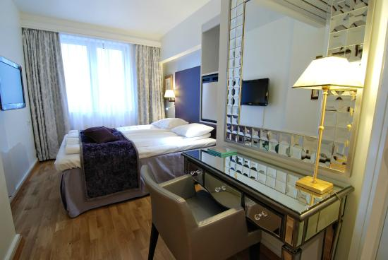 Clarion Collection Hotel Bastion: Standard room