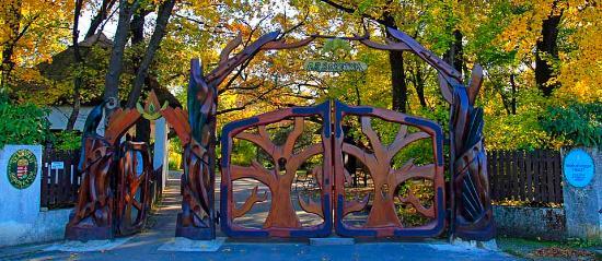 Szarvas Botanical Garden