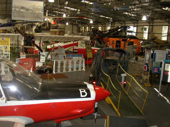 South Yorkshire Aircraft Museum